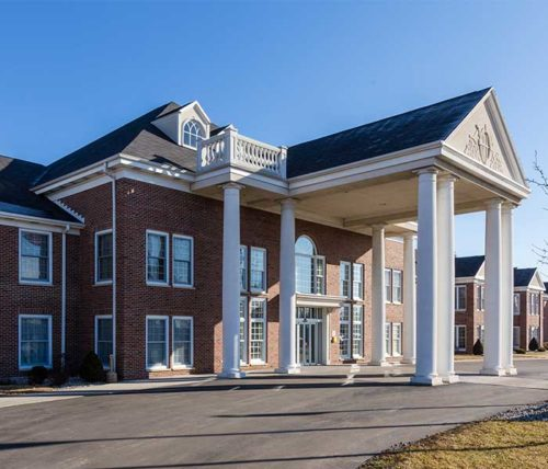 The Towne House Retirement community