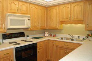 Towne House Apartment Kitchen