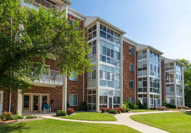 Apartments at the Towne House