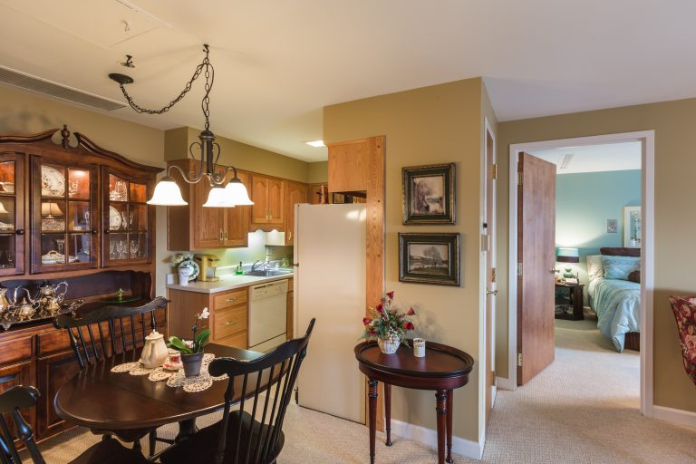 Apartment at The Towne House