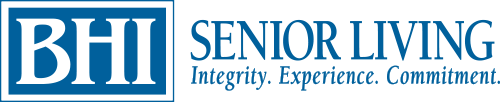 BHI Senior Living Logo