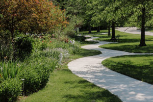 Towne House Walking Path