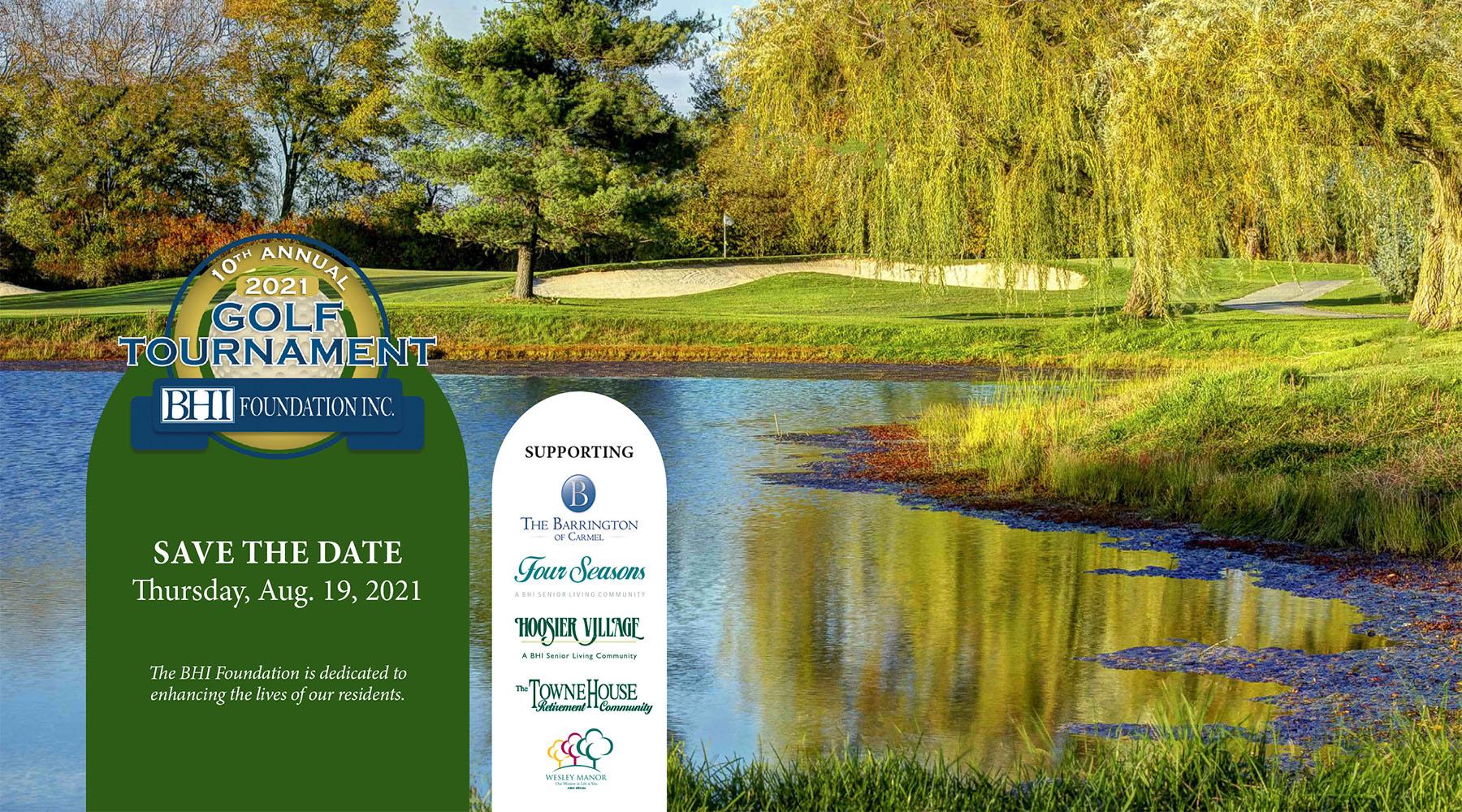 10th Annual BHI Foundation Golf Outing